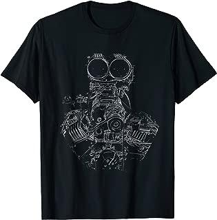 Vintage Hot Rod Engine shirt