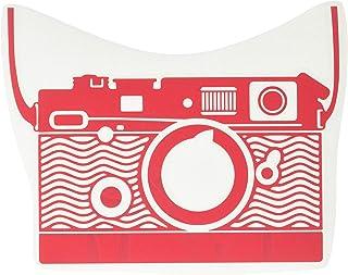 ملصق ديكال من الفينيل لماك بوك 13 بوصة مطبوع عليه The Decal Guru 2082-MAC-13P-DR Vintage Camera MacBook Pro (2015 & older)...