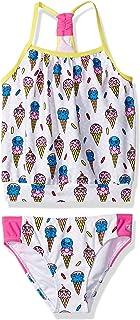 Skechers Girls 2-Piece Tankini Swimsuit Bathingsuit Tankini Set