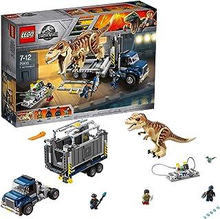 LEGO Jurassic World - Transporte del T Rex