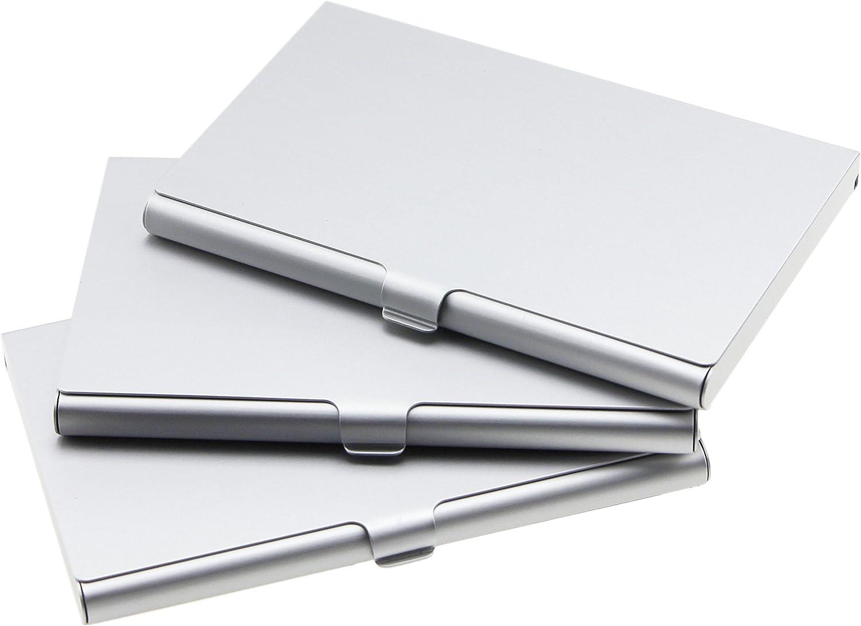 New product!! homEdge Super Light Aluminum Business Holder Slim Professi 100% quality warranty Card