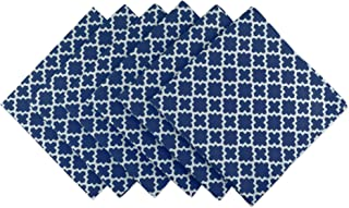 DII Lattice Cotton Napkin for Brunch, Weddings, Showers, Parties and Everyday Use - 20x 20
