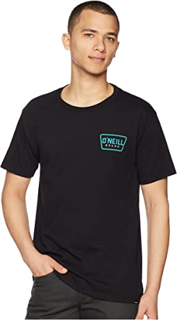 O'Neill Trapezoid Short Sleeve Screen Tee