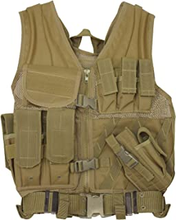 Amazon.com  Military - Tactical Vests   Protective Body Equipment ... 72f6c679031