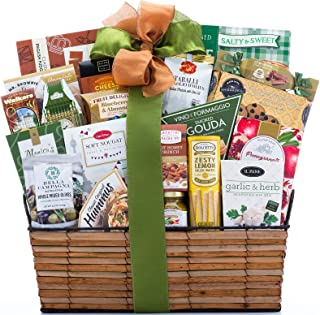 Gift Basket The Classic Gourmet Food Gift Basket by Wine Country Gift Baskets