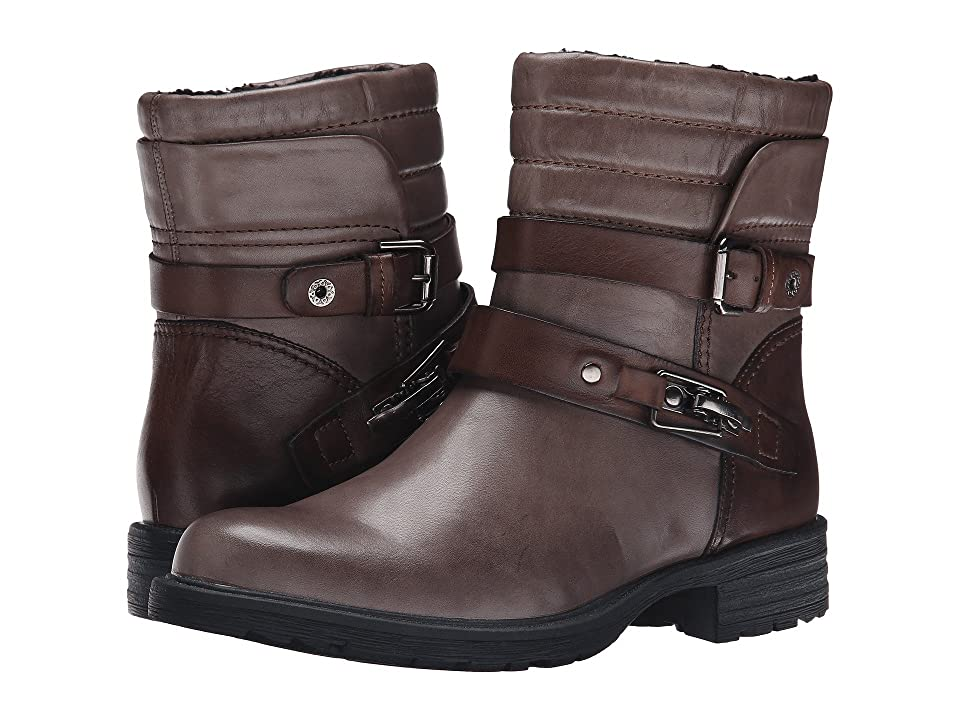 Earth Pepperidge (Storm Grey Calf Leather) Women