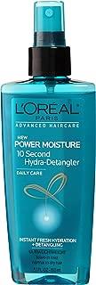 L'Oréal Paris Advanced Haircare Power Moisture 10 Second Hydra-Detangler, 5.1 fl. oz. (Packaging May Vary)