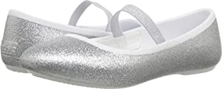 Native Kids Shoes Girl's Margot Bling (Little Kid) Silver Bling 2 M US Little Kid