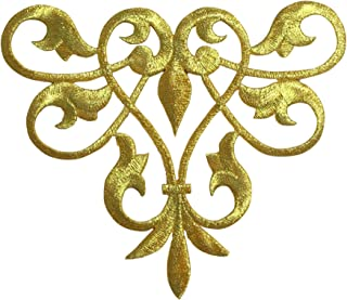 Best fleur de lis applique design Reviews