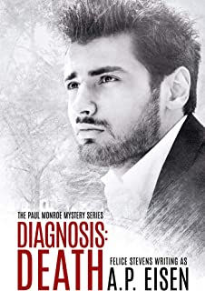 Diagnosis: Death (The Paul Monroe Mysteries Book 2)
