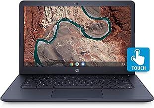 HP 14inch Full HD Touchscreen Chromebook AMD Dual-Core A4-9120 Processor, 4GB DDR4 Memory, 32GB eMMC Storage, AMD Radeon G...