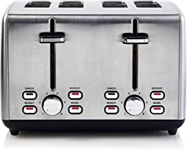 Professional Series Toaster ps77451, 4-Slice, Stainless Steel