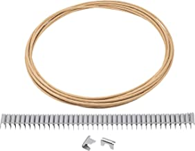 Best paper wrapped upholstery wire Reviews