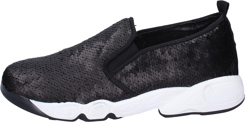 J. K. ACID Loafers-shoes Womens Black