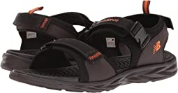 1ce5a82e16e70 Men's New Balance Sandals + FREE SHIPPING | Shoes | Zappos.com