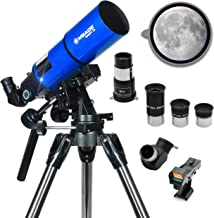 Meade Instruments – Infinity 80mm Aperture, Portable Refracting Astronomy Telescope for..
