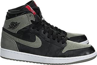 c84ed0e50f6 Jordan Air 1 Retro Men s High Premium Black AA3993-034 (Size  ...