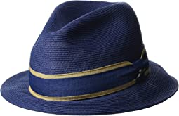 Fine Braid Toyo Fedora