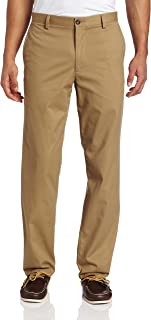 Dockers Men's Relaxed Fit Easy Khaki Pants-Pleated D4