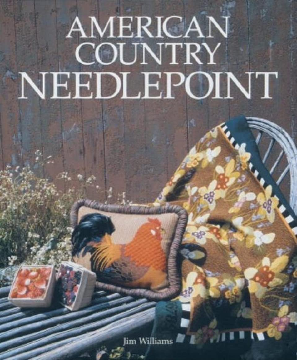 American Country Needlepoint