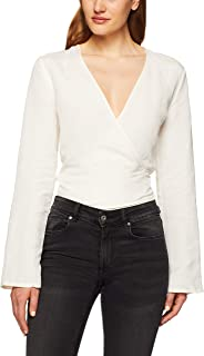 All About Eve Women's Ruby Wrap Shirt
