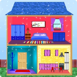 Princess Doll House Design and Decoration