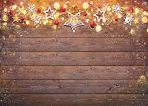 LYXCSM 7X5FT Colorful Light Board Christmas Photography Background Birthday Party Studio Background Vinyl Background Party...