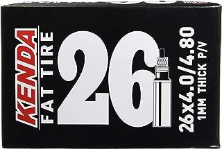 Kenda Fat Bike Tube Black, 26x4.5-4.8in
