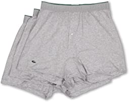 Lacoste - Essentials 3-Pack Knit Boxer