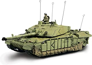 Forces Of Valor 1:72nd Scale U.K. Challenger - Basra 2003