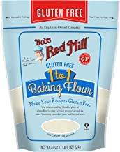 BOBS RED MILL 1 To 1 Gluten Free Baking Flour, 22 Ounce