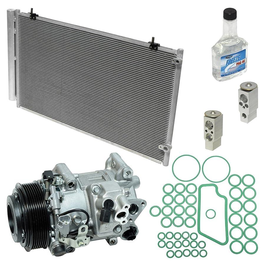 Universal Air Conditioner KT 1274A A/C Compressor/Component Kit