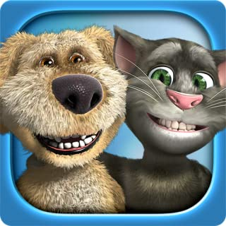 talking tom and ben games