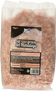 Sal rosa del Himalaya gruesa - La Finestra sul Cielo - caja de 10 uds de 1000 gr. (Total 10 kg)