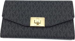 f54b56b2a388 Michael Kors Cassie Large Trifold Wallet