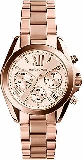 Michael Kors Women's MK5799 Bradshaw Rose Gold-Tone Watch