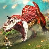 Cazador de dinosaurios salvajes