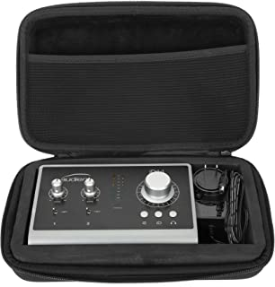 Analog Cases PULSE Case for Audient id14 and comparable samplers (transport bag made of durable, moulded EVA/Nylon, robust...