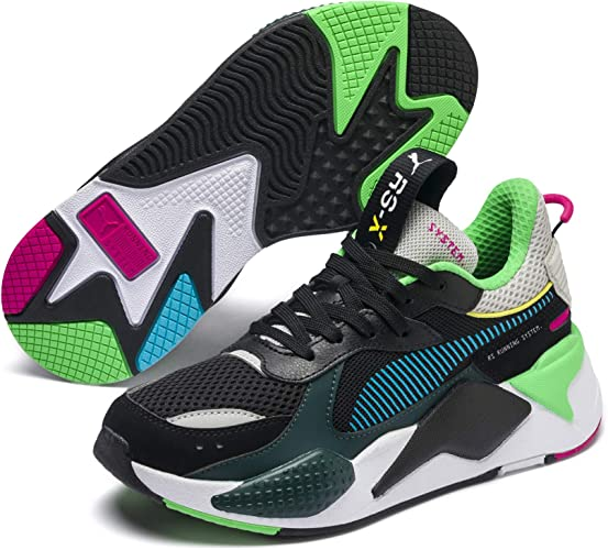 PUMA RS-x Toys Jr, Sneakers Basses Mixte Enfant : Amazon.fr ...