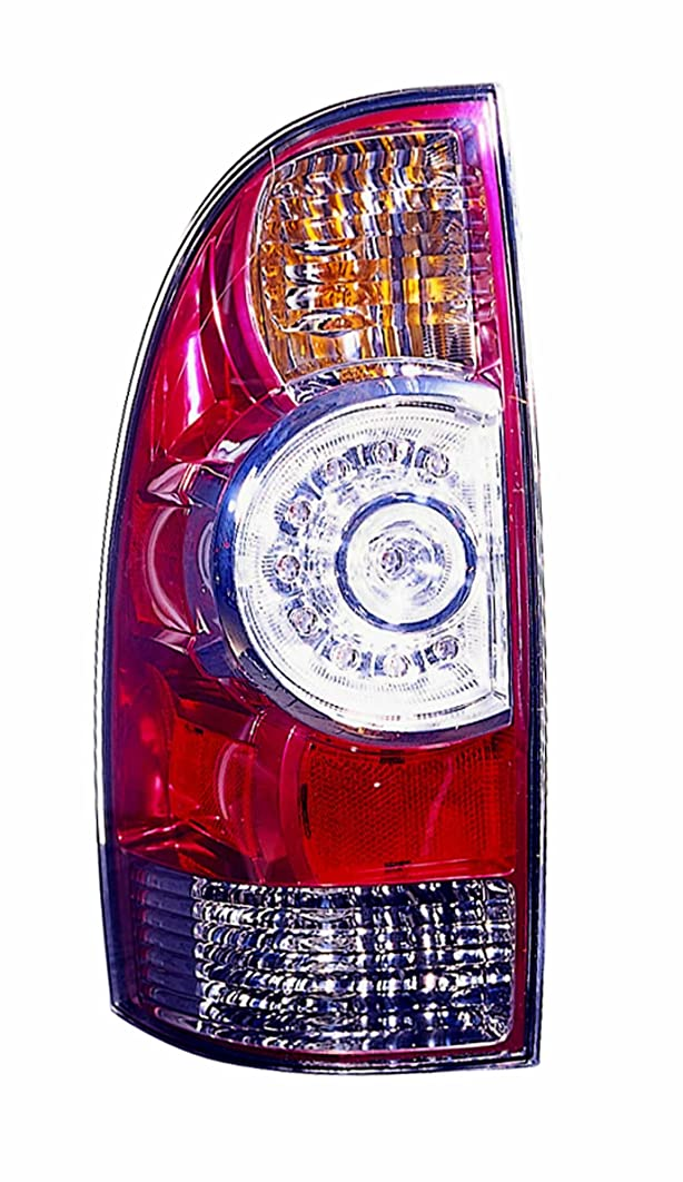 Depo 312-1995L-AC Tail Lamp Assembly (Capa Certified)