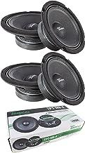 4X 6 Mid Range Loud Speakers Pro Audio 560W 4 Ohm Timpano TPT-M6-4