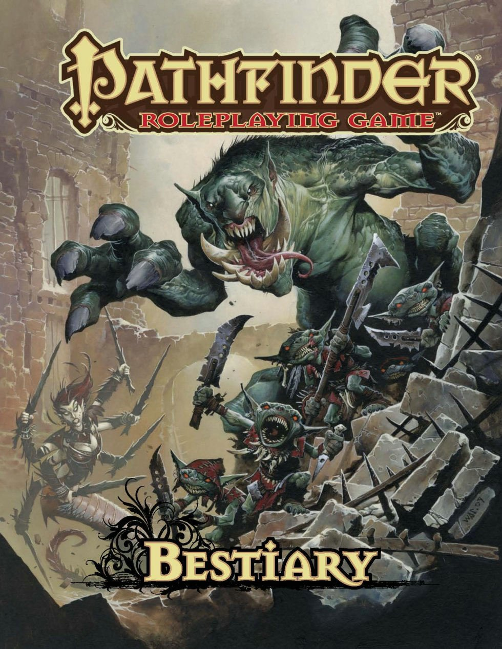 Download Pathfinder Roleplaying Game: Bestiary 