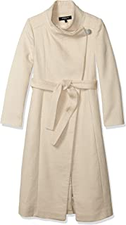 Kenneth Cole New York womens Full Length Wool Jacket