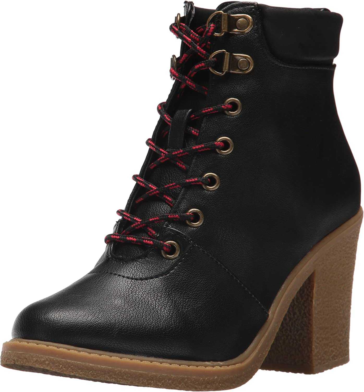 Nautica Womens Hawse Ankle Boot