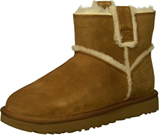 Women's W Classic Mini Spill Seam Fashion Boot
