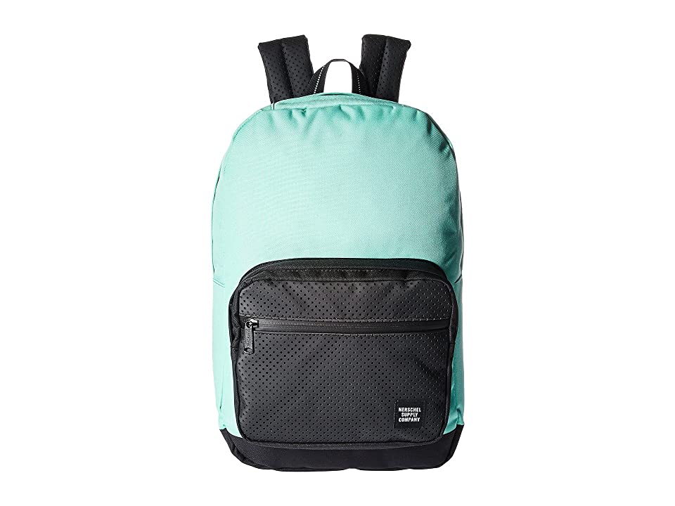 Herschel Supply Co. Pop Quiz (Lucite Green/White/Black) Backpack Bags