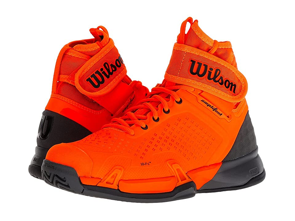 Wilson Amplifeel (Shocking Orange/Magnet/Black) Tennis Shoes