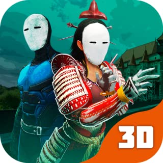 Spy Ninja Breakout Escape - Japanese Castle Survival Runaway