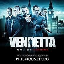 Vendetta - Judge, Jury, Executioner. (Original Motion Picture Score)