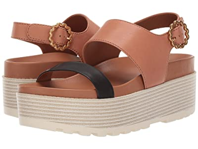See by Chloe SB32082A (Open Miscellaneous Natural Calf) Women